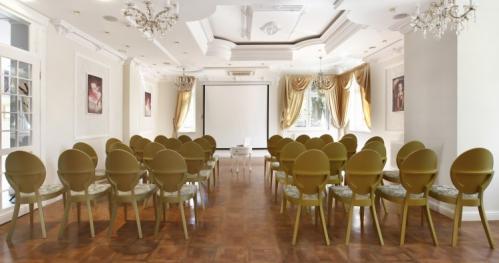 "Spotkanie Klubu ""Strefa Kobiet Biznesu"" 24 sierpnia,Villa Antonina"