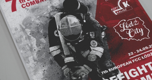 7th EUROPEAN FIREFIGHTER COMBAT CHALLENGE ŁÓDŹ 2017