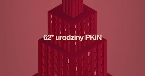 62 urodziny PKiN / Diskollektive / *podliczba 62