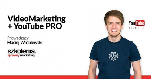 21-22.09 - Szkolenie Video Marketing + YouTube PRO