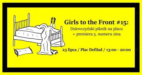 Girls to the Front #15: Dziewczyński piknik na Placu