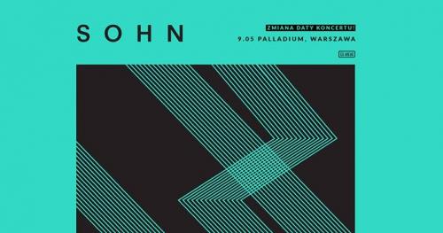 SOHN: zmiana daty koncertu! 9.05.2018 Warszawa, Palladium