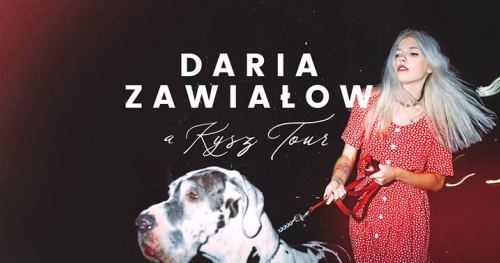 Daria Zawiałow / Toruń / 7.10.2017