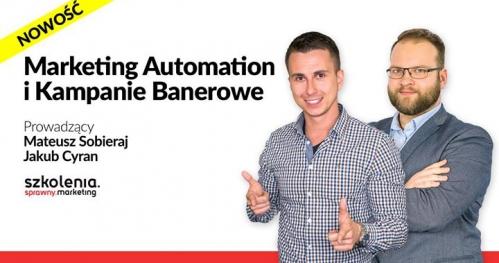 22.09 - Szkolenie Marketing Automation i kampanie banerowe