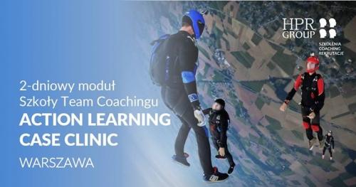 Action Learning,Case Clinic - 2-dniowy moduł Szkoły TC