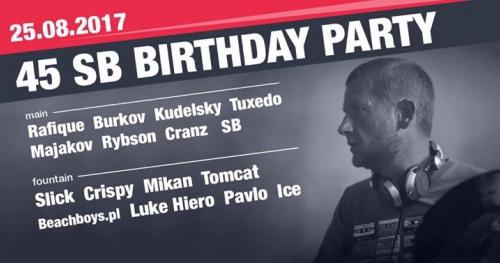 SB Birthday Party | Sfinks700 (lista fb free)