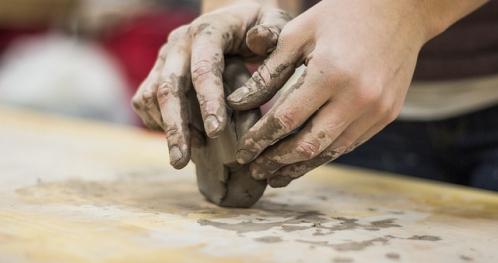 Ceramika w pracowni