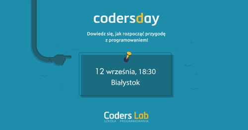 Coders Day Białystok #3