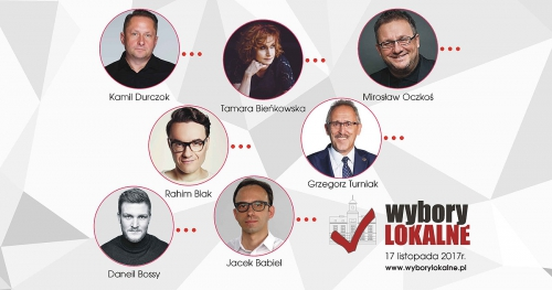 WYBORY LOKALNE - 17 listopada 2017r. Warszawa + On-line (LIVE)