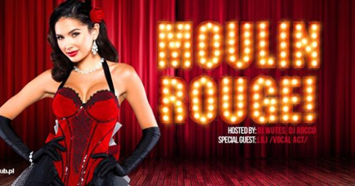 Moulin ROUGE / Bank Club