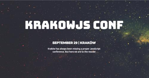 Krakow.js Conf