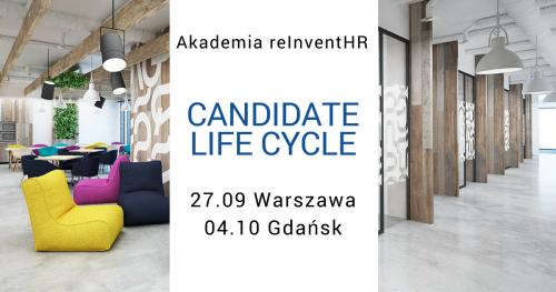 Szkolenie Candidate Life Cycle WARSZAWA - Akademia reInventHR