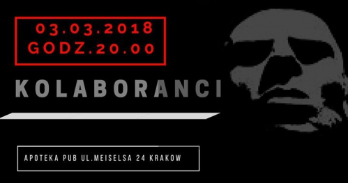 Kolaboranci / Apoteka Pub / Kraków