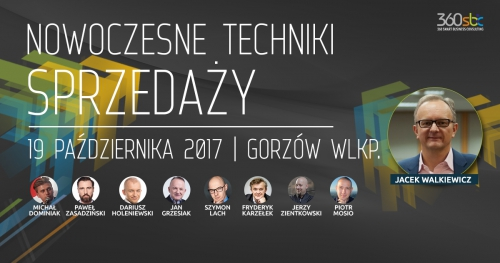 KONFERENCJA- NOWOCZESNE TECHNIKI SPRZEDAŻY- GorzówWlk.
