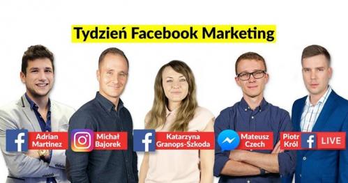 Tydzień Facebook Marketing 25-29.09, Warszawa