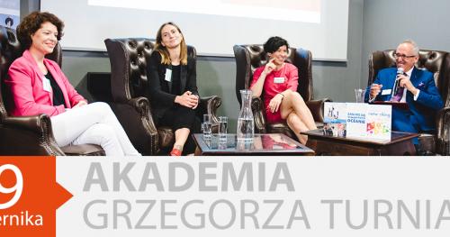 Sukces Sukcesji - Akademia Grzegorza Turniaka