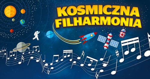 Kosmoteka - koncert edukacyjny
