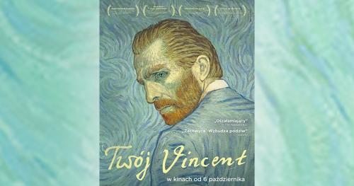 Twój Vincent - spotkanie z twórcami filmu.