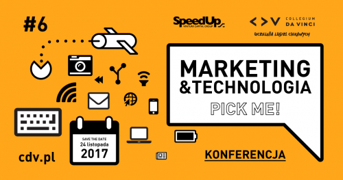 Konferencja Marketing i technologia 2017