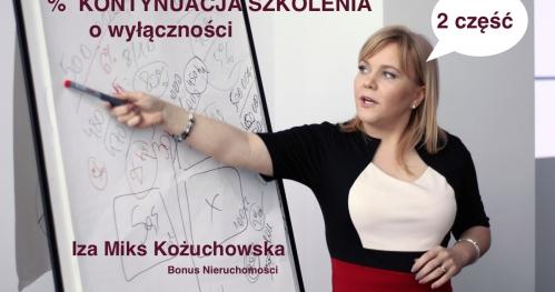 NR 2 Warszawa WYŁĄCZNOŚĆ Iza MIKS Odczarowujemy % (edycja trzecia)