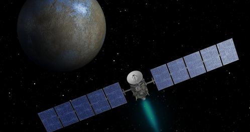 Podróż satelitą po Układzie Słonecznym - warsztaty dla dzieci w wieku 6-10 lat - godz 14.00