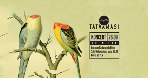 Tatvamasi / Amor Fati - premiera nowej płyty