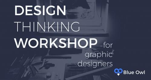 Design Thinking Workshop for Graphic Designers