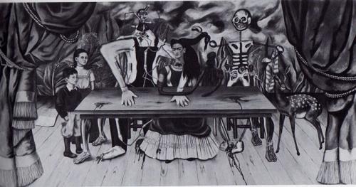 Zaginiony obraz Fridy Kahlo | wykład Dr Helgi Prignitz-Poda