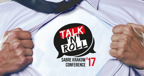 Talk N Roll - Sabre Krakow Conference 2017 - Geek driven adventure - Waiting list