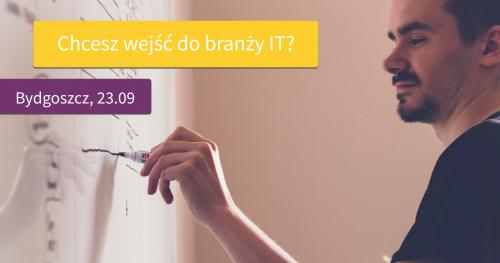 Bydgoszcz: St@rt IT! Zacznij programować w Java
