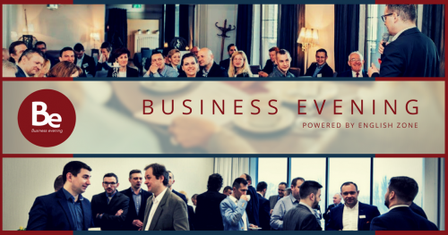 Business Evening powered by English Zone