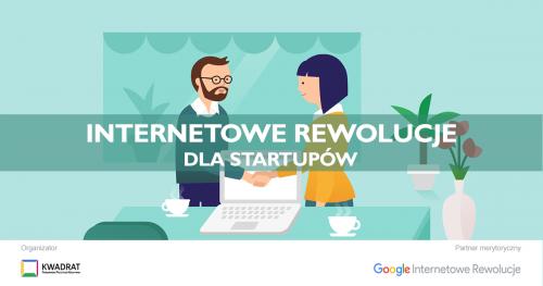 Internetowe rewolucje dla startupów