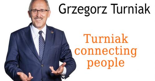 Turniak connecting people - Urodzinowa Akademia Grzegorza Turniaka