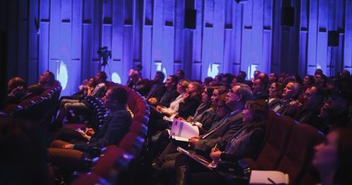 Konferencja dla liderów The Global Leadership Summit (GLS) w Warszawie