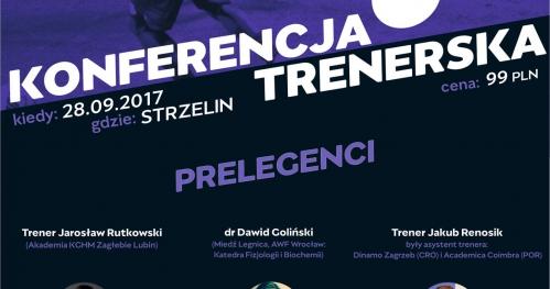 Konferencja dla Trenerów piłki nożnej
