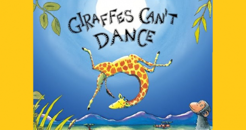 Giraffes can't dance - warsztaty dla dzieci