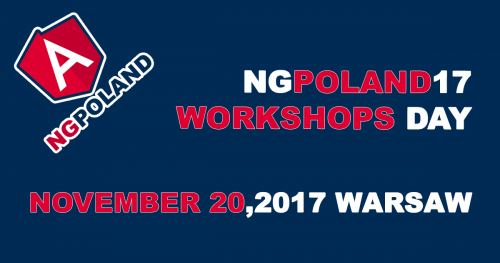 NGPOLAND17 WORKSHOPS DAY