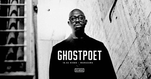 Ghostpoet: 18.02.2018 Warszawa, Niebo