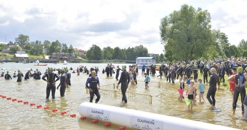 Garmin Iron Triathlon 2018 - Stężyca