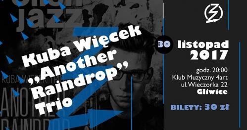 "Kuba Więcek ""Another Raindrop"" Trio"