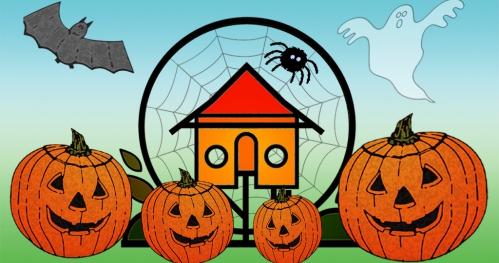 Halloween dla dzieci w Sztukarium