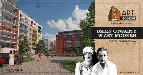 Łódź: Dzień otwarty w ART MODERN - jesień w modernizmie - 7 października