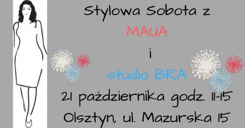 Stylowa sobota z MAUA i Studio BRA