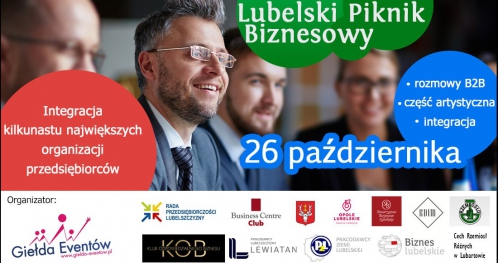 Lubelski Piknik Biznesowy- 2 edycja