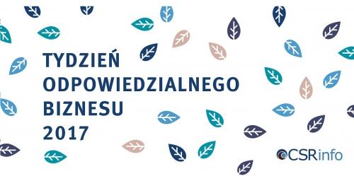 Tydzień Odpowiedzialnego Biznesu 2017 / Poznań