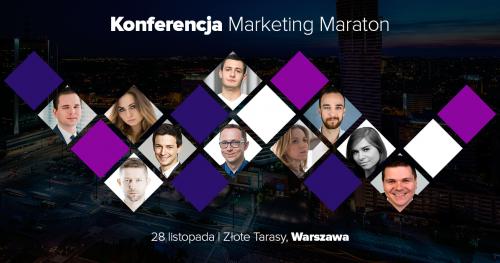 Konferencja Marketing Maraton