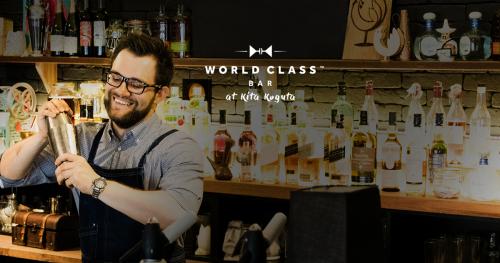 World Class Bar - Koktajle w Przestrzeni Zacapa