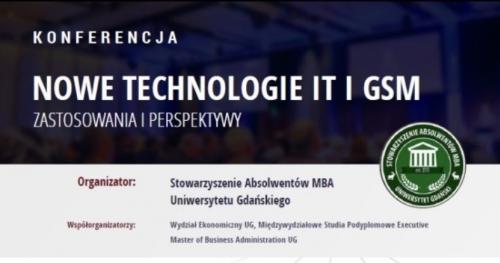 Konferencja Nowe technologie IT i GSM - Zastosowanie i perspektywy