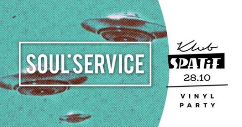 SouL SERviCE w Spatifie #5