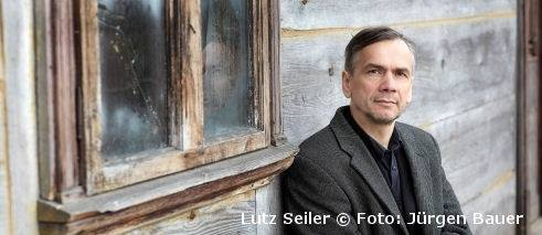 Lutz Seiler w Warszawie - spotkanie z pisarzem